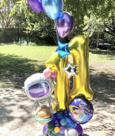 birthday balloons Austin