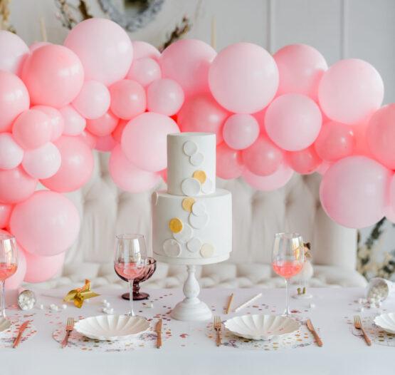 bridal shower balloons Austin