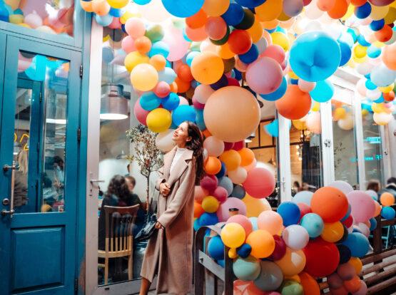 store balloons Austin