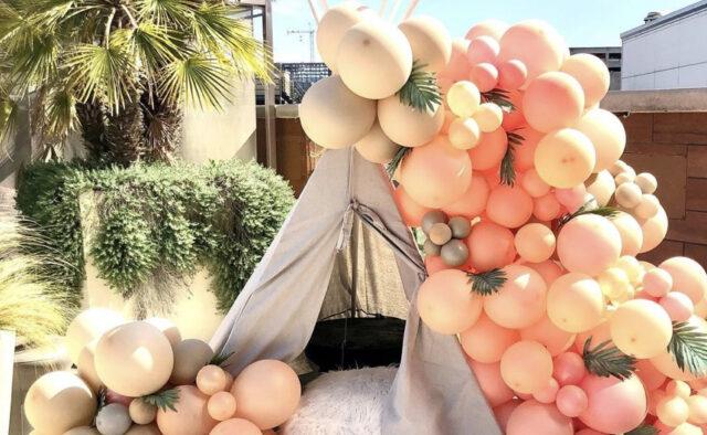 balloon walls Austin